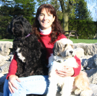 Michelle, Bogey and Jesse